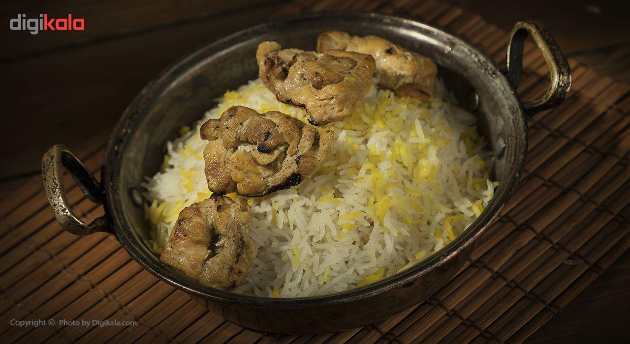 برنج هاشمی ممتاز گلستان مقدار 4.5 کیلوگرم main 1 1