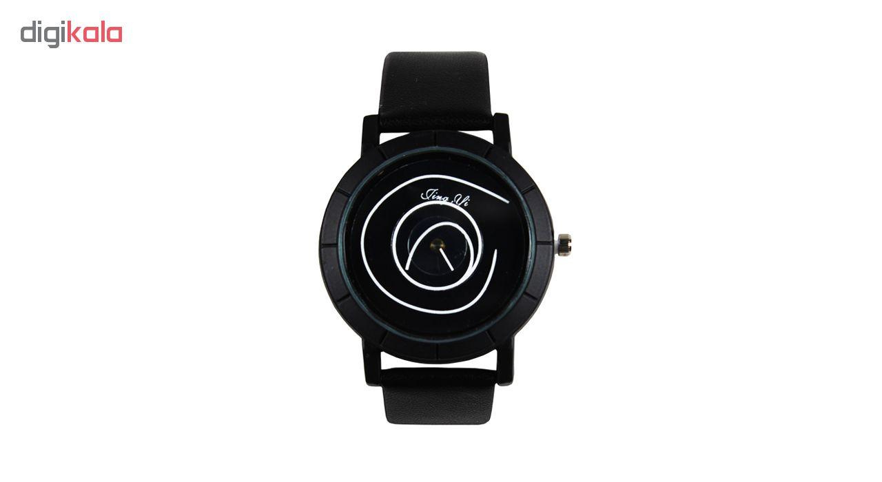 ساعت مچی عقربه ای جینگ یی مدل 003