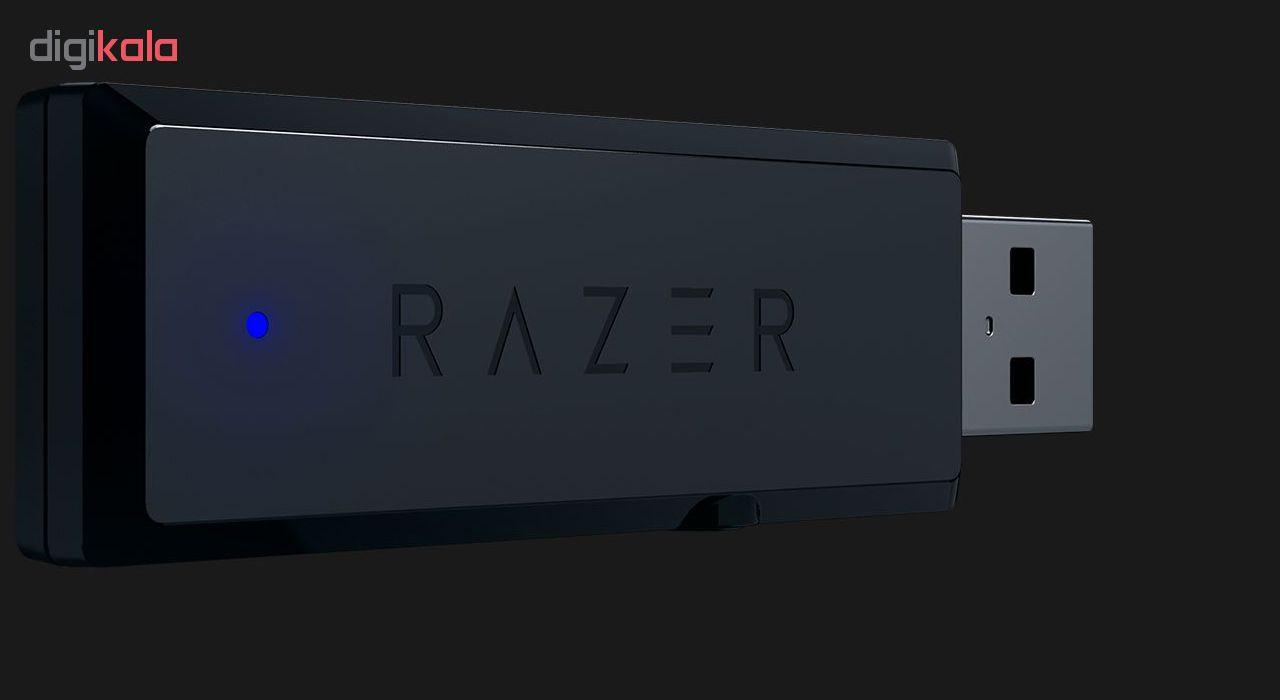 هدفون مخصوص بازی ریزر مدل Thresher 7.1  مناسب برای پلی استیشن 4