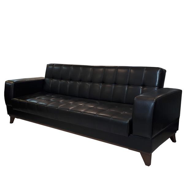 کاناپه مبل تختشو مبل تختخوابشو ( تختخواب شو ، تخت خواب شو ) آرا سوفا مدل B19NP