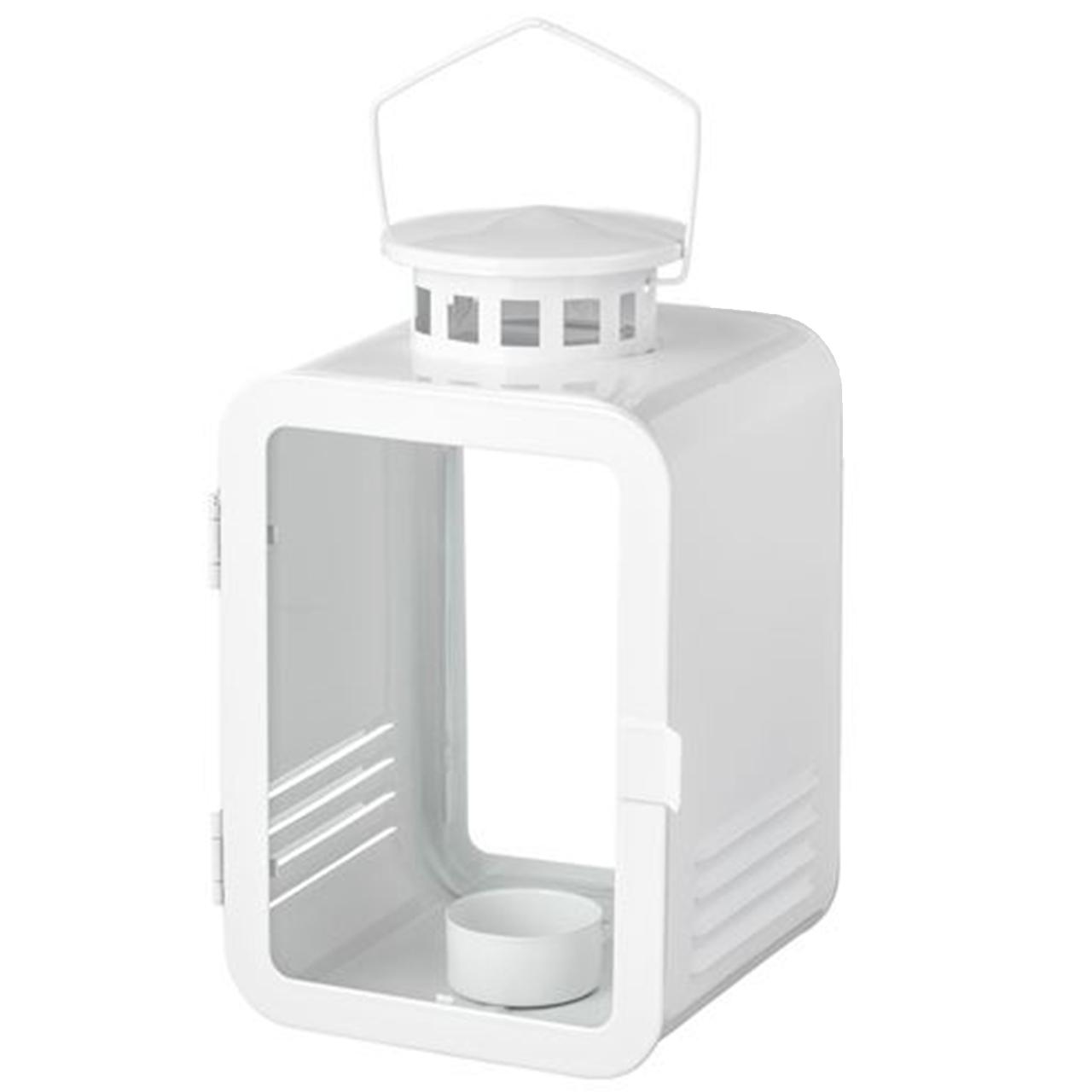 شمعدان ایکیا مدل 20398952 - Vinter 2018 white
