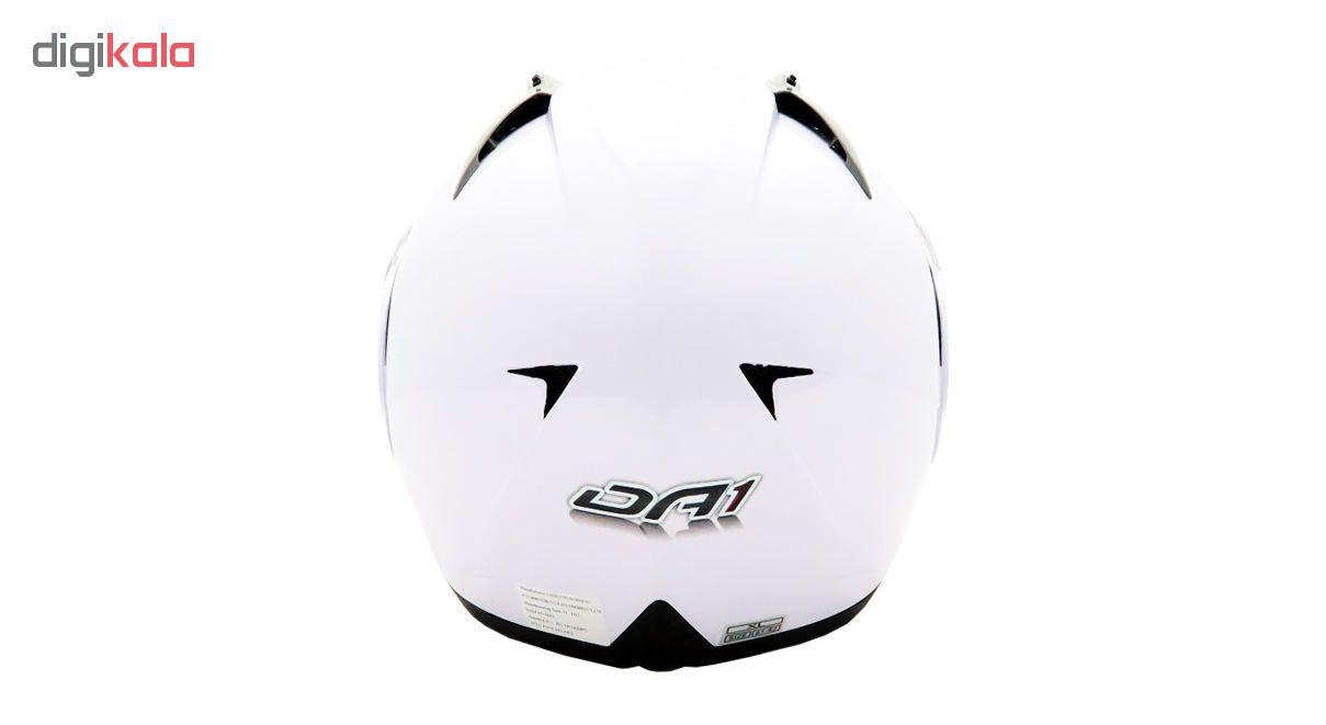 کلاه کاسکت دی ای وان مدل شادو XL
