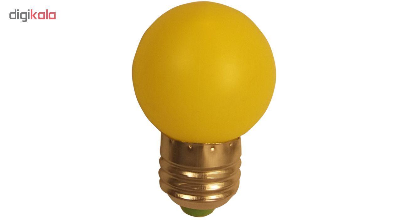لامپ ال ای دی 0.5 وات کد شب خواب پایه E27  main 1 3