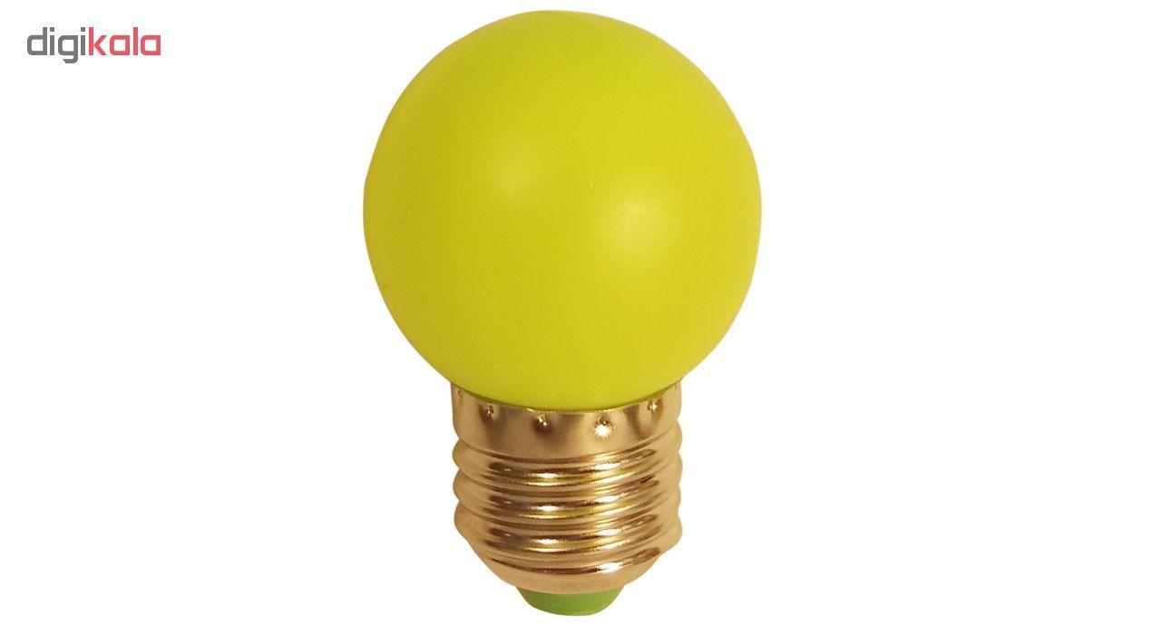 لامپ ال ای دی 0.5 وات کد شب خواب پایه E27  main 1 5