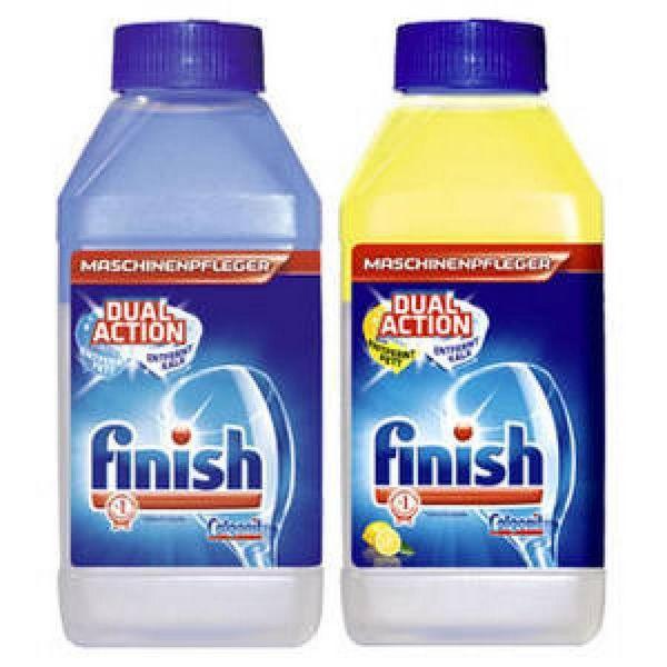 جرم گیر ماشین ظرفشویی لیمویی فینیش ۲۵۰ میل |