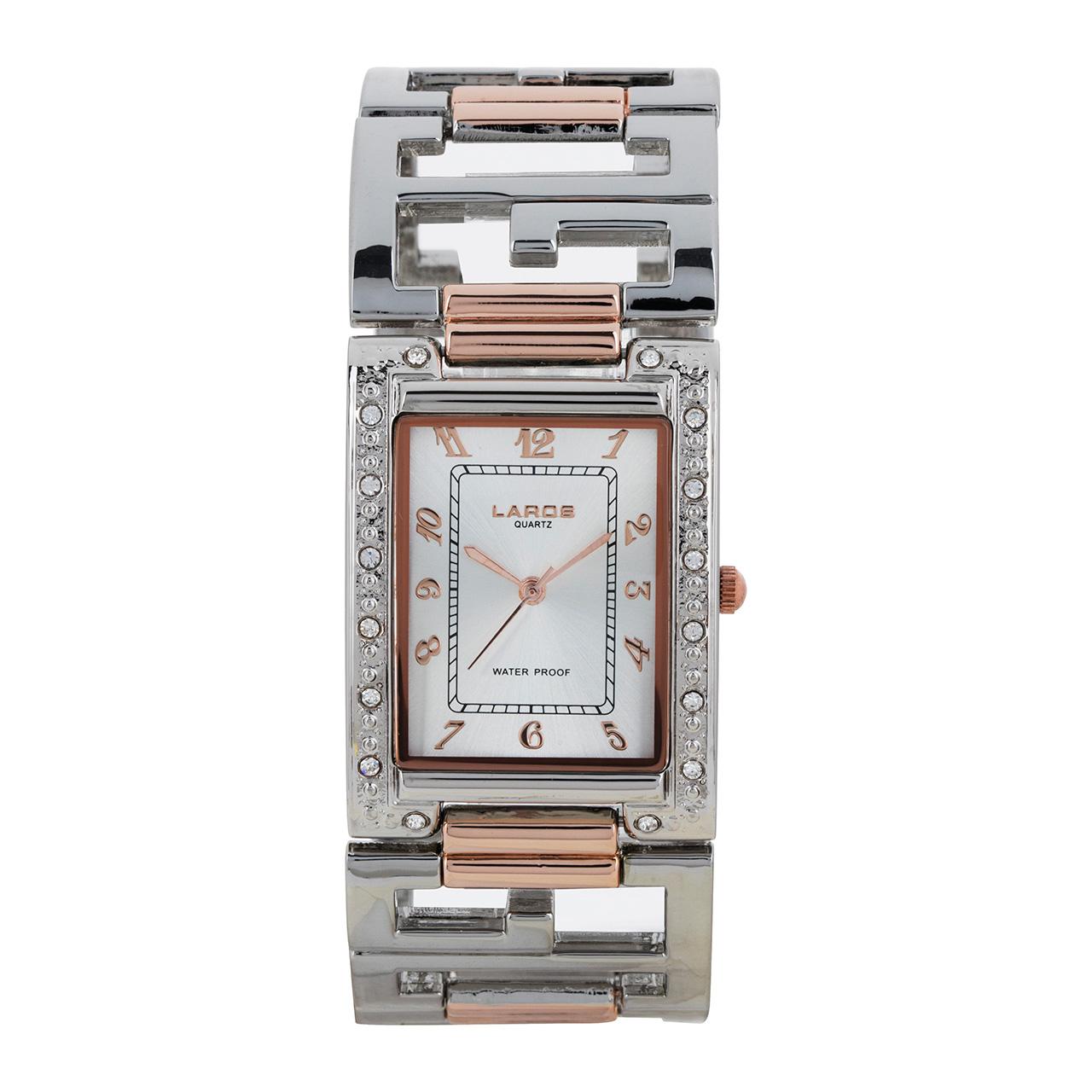 خرید ساعت مچی عقربه ای زنانه لاروس مدل No 1114-79484