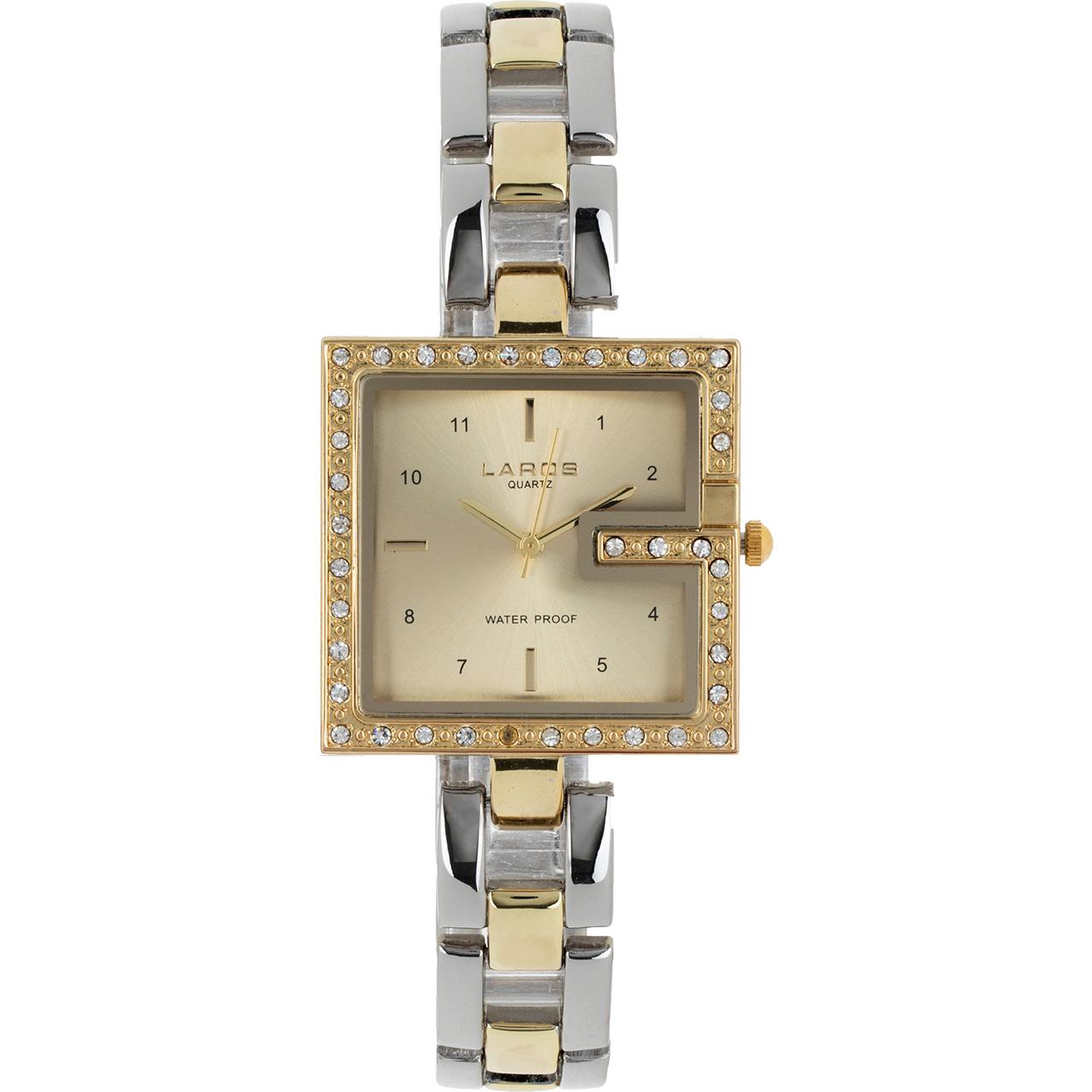 خرید ساعت مچی عقربه ای زنانه لاروس مدل No 1114-79496a
