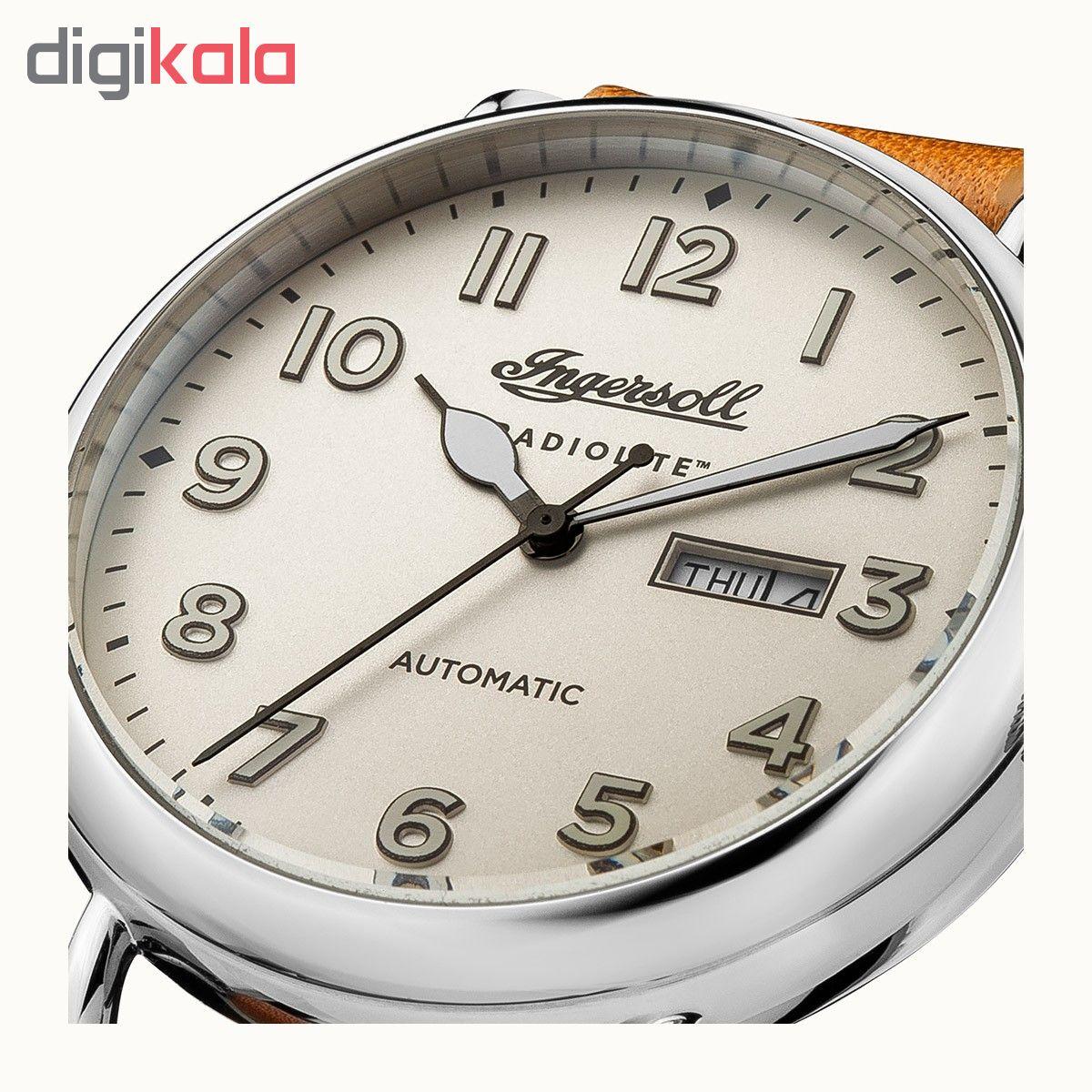 خرید ساعت مچی عقربه ای مردانه اینگرسل مدل I03404