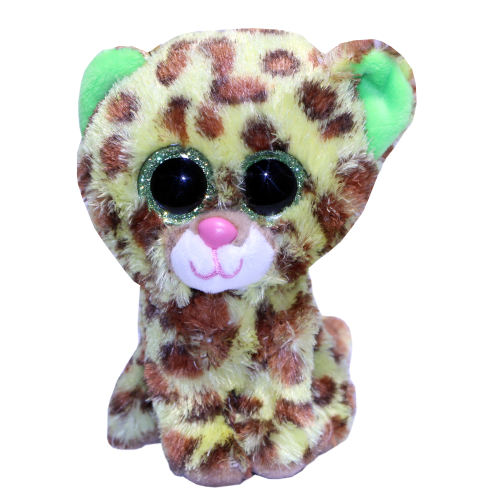 عروسک تی وای مدل Beanie Boos-Speckles the Leopard ارتفاع 15 سانتی متر