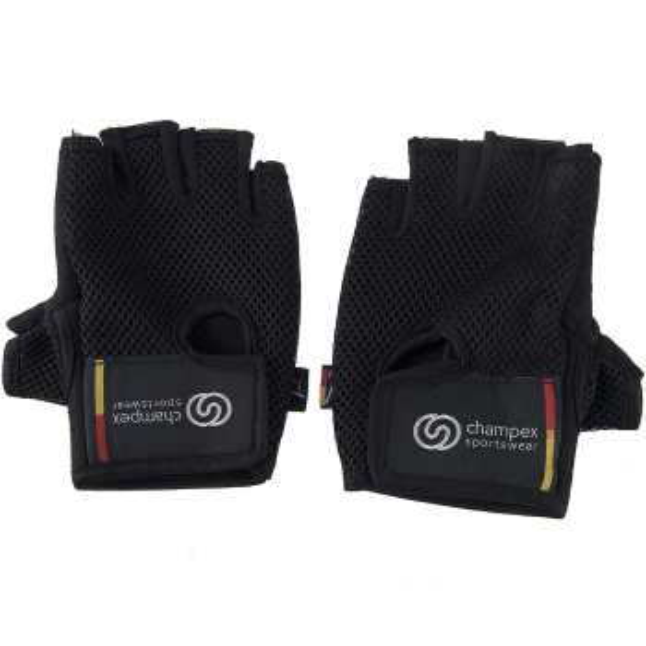 دستکش تمرین با وزنه چمپکس مدل Fit Palm سایز متوسط