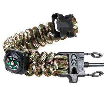 دستبند پاراکورد مدل Tactical 5