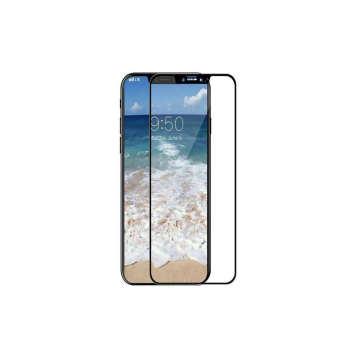 محافظ صفحه نمایش ریمکس مدل 4D Tempered  مناسب برای گوشی موبایل اپل iPhone X