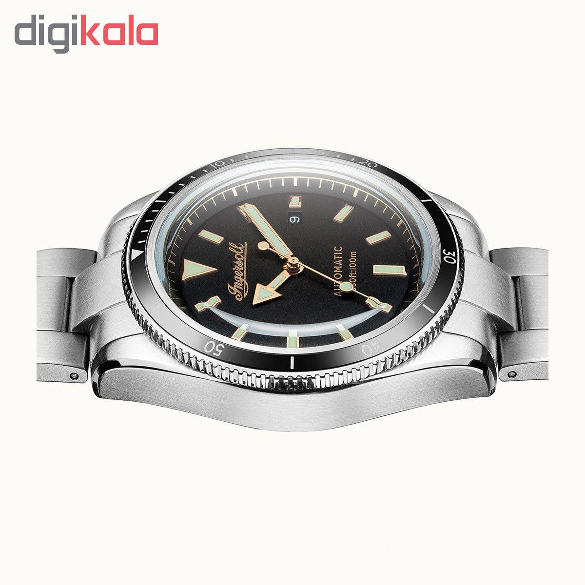 ساعت مچی عقربه ای مردانه اینگرسل مدل I05005
