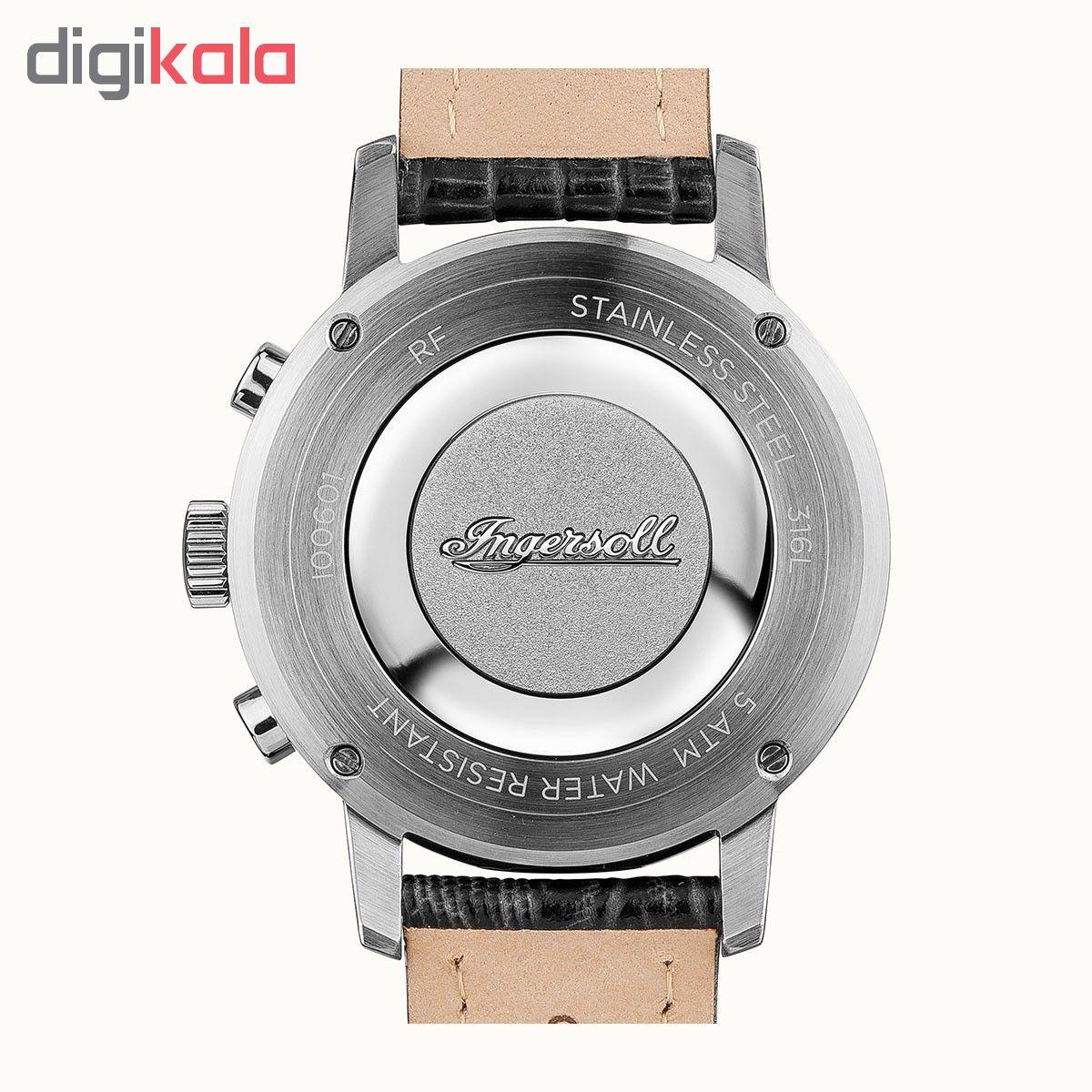 خرید ساعت مچی عقربه ای مردانه اینگرسل مدل I00601