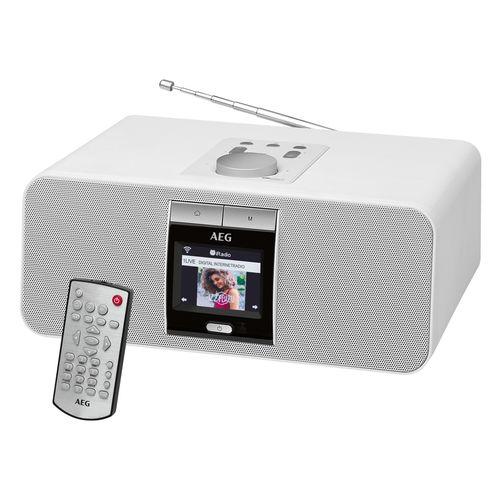 رادیو اینترنتی آ ا گ مدل IR 4468 BT