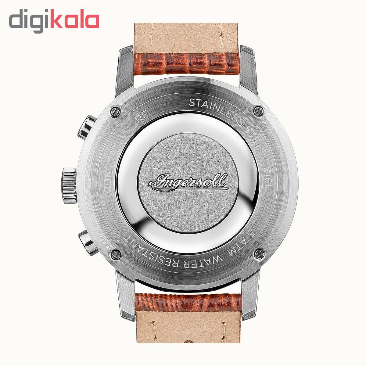 ساعت مچی عقربه ای مردانه اینگرسل مدل I00603