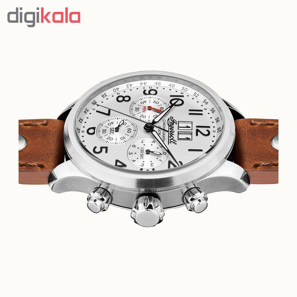 ساعت مچی عقربه ای مردانه اینگرسل مدل I02402