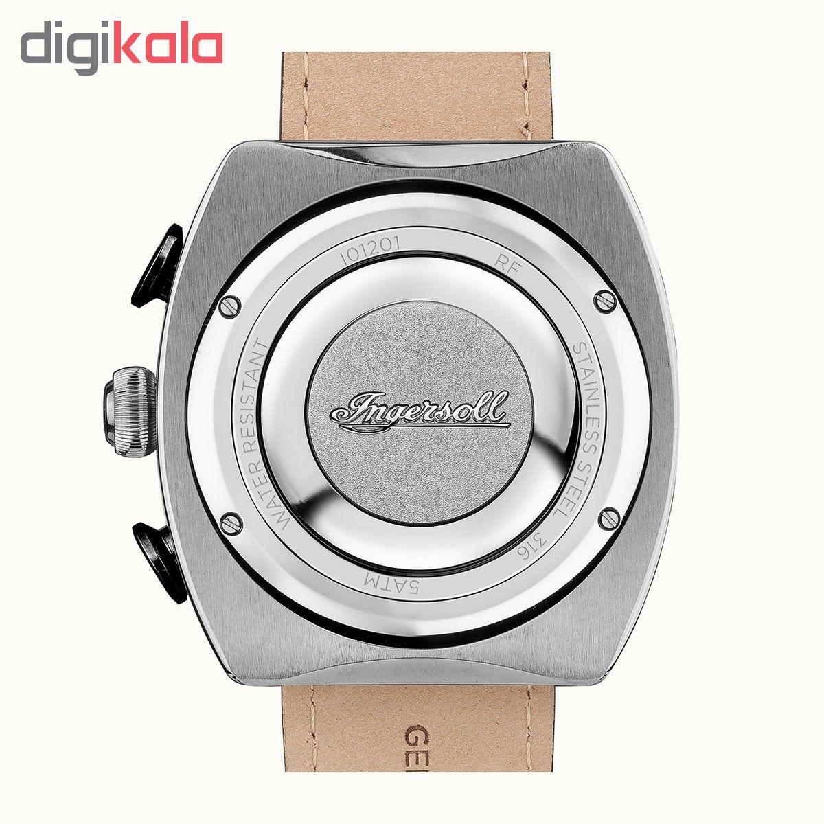 کد تخفیف                                      ساعت مچی عقربه ای مردانه اینگرسل مدل I01201