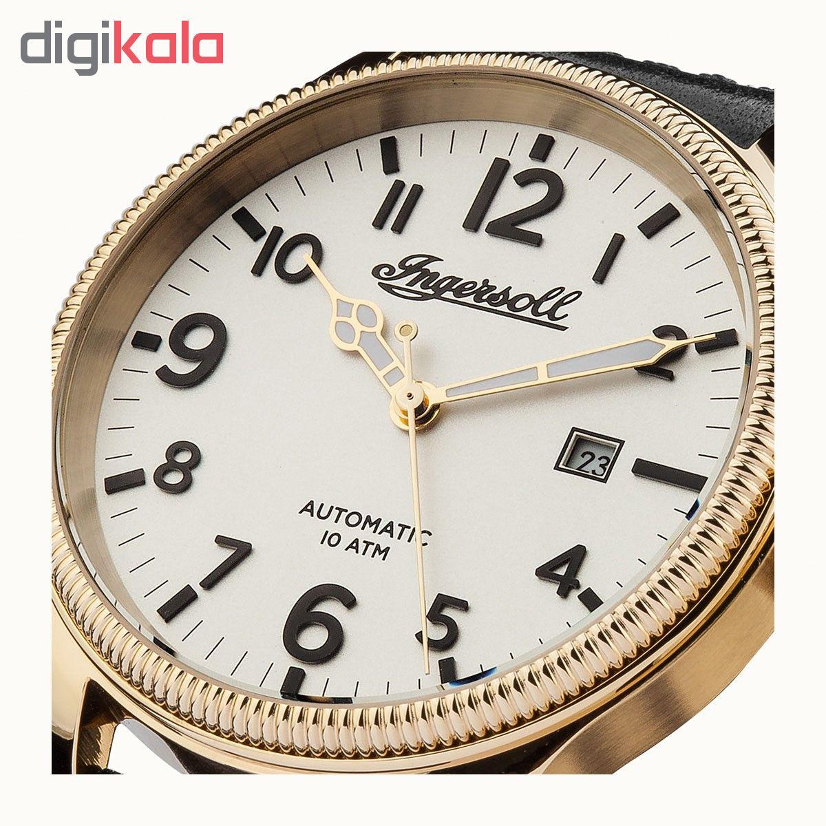 کد تخفیف                                      ساعت مچی عقربه ای مردانه اینگرسل مدل I02702