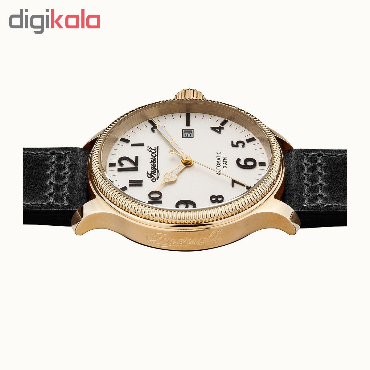 ساعت مچی عقربه ای مردانه اینگرسل مدل I02702
