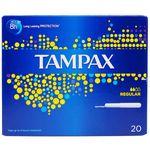 تامپون تامپکس مدل Regular بسته 20 عددی thumb