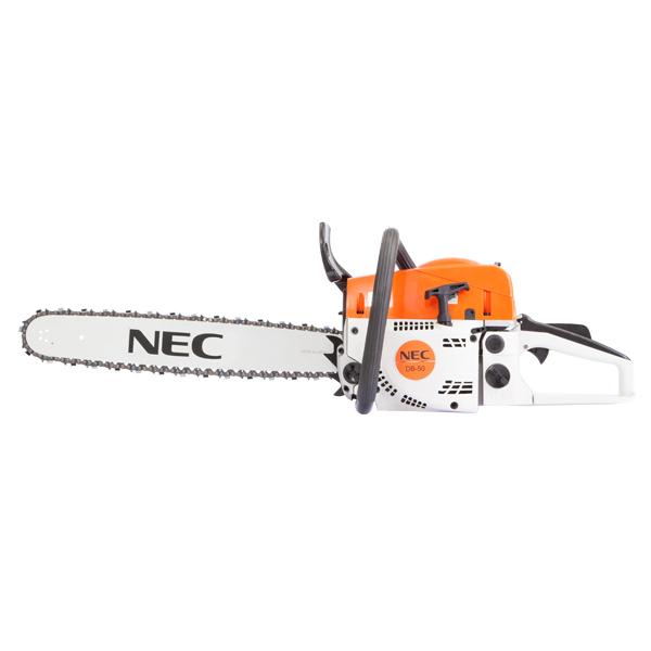 اره زنجیری بنزینی ان ای سی مدل NEC   DB45