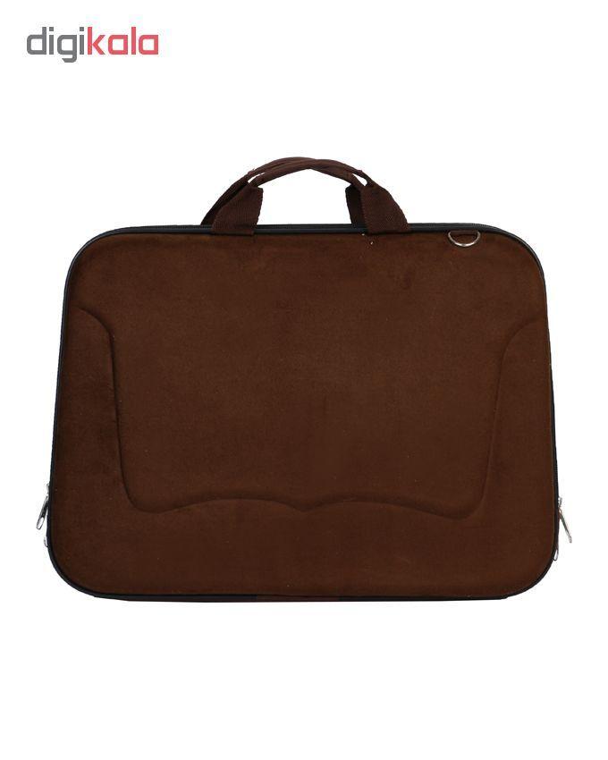 کیف اداری مردانه رویال چرم مدل BF20-Brown main 1 2