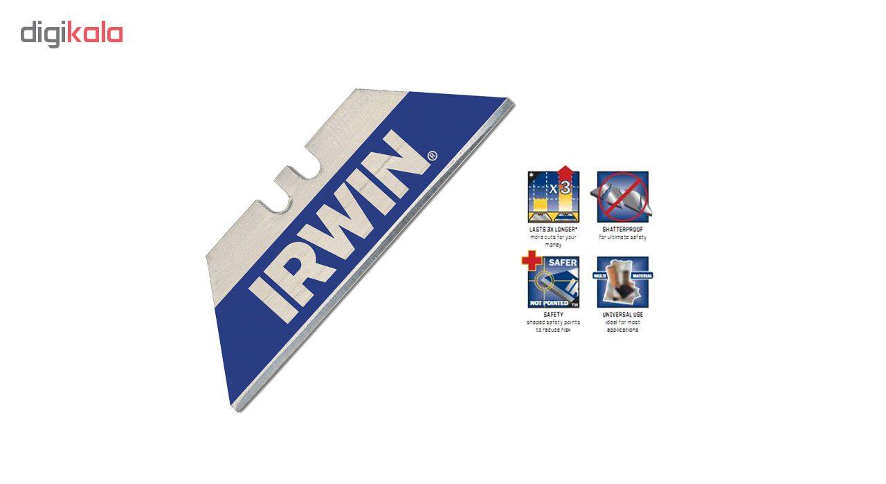 تیغ کاتر اروین مدل 10504240 بسته 5 عددی main 1 2