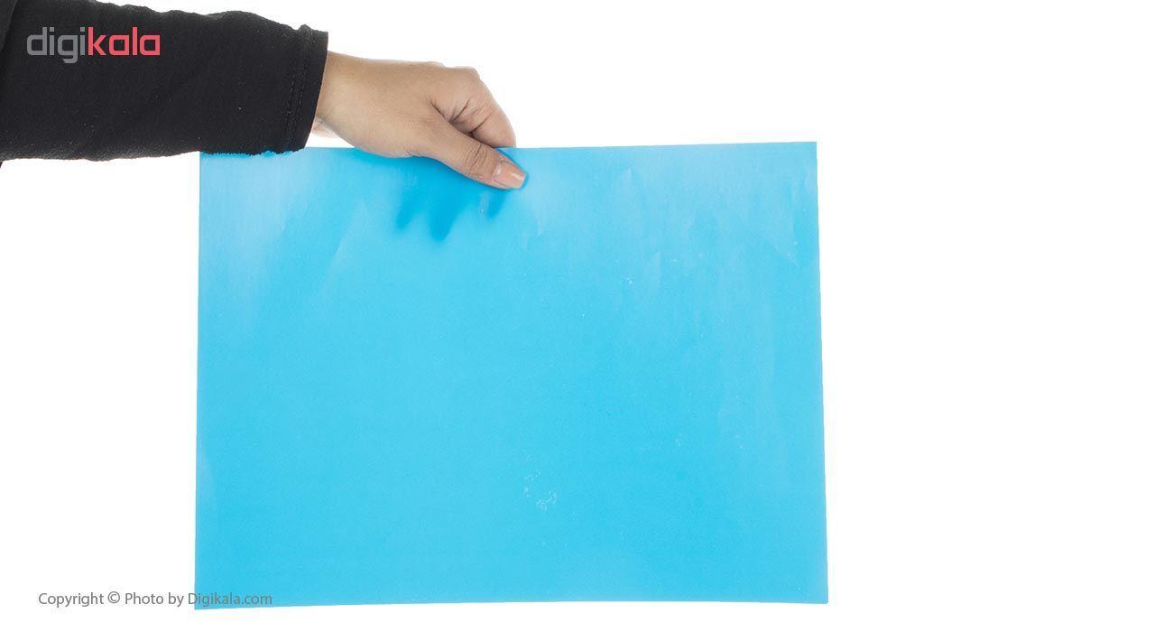 کاغذ رنگی 20 برگ ره آورد کد 05 سایز A4 main 1 3