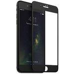 محافظ صفحه نمایش شیشه ای مات مدل Full Cover مناسب برای گوشی موبایل اپل iPhone 6/6S Plus thumb