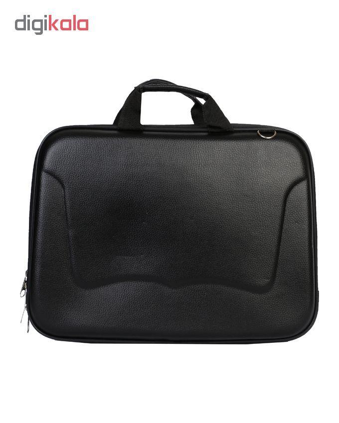کیف اداری مردانه رویال چرم کدBF31-Black main 1 3