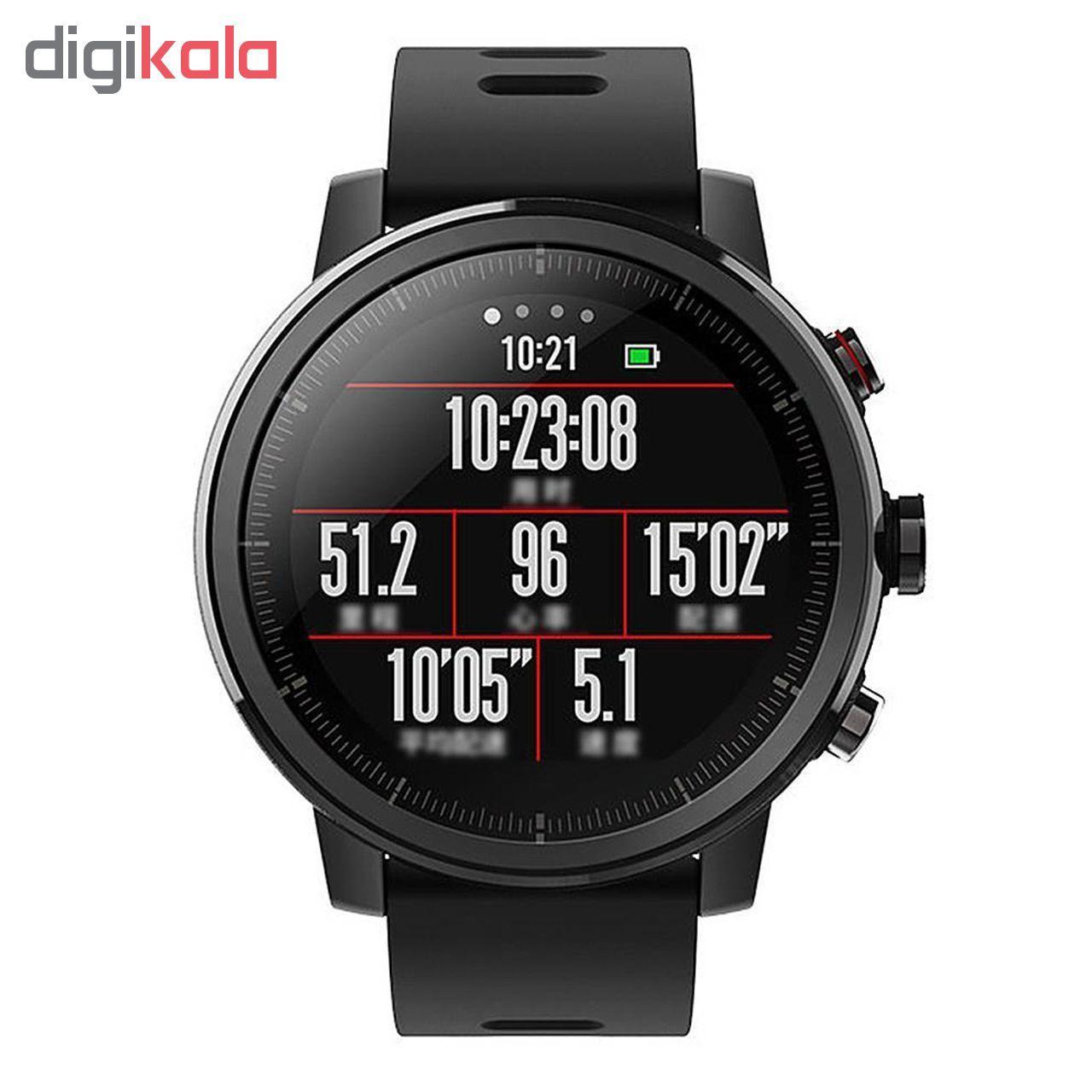 ساعت هوشمند شیائومی مدل Amazfit Stratos main 1 1