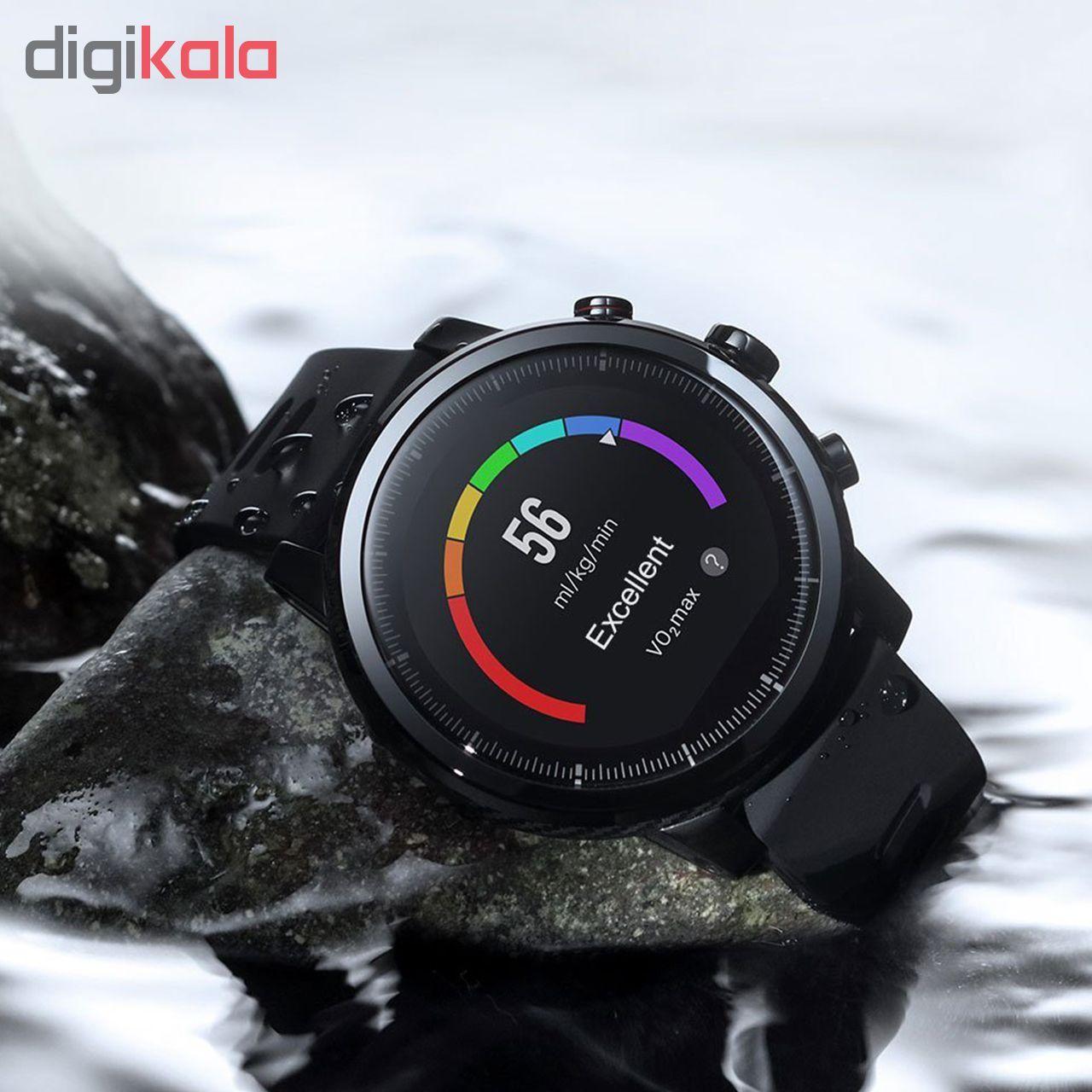 ساعت هوشمند شیائومی مدل Amazfit Stratos main 1 4