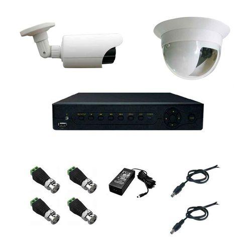 سیستم امنیتی نظارتی مداربسته مدل SX4001A
