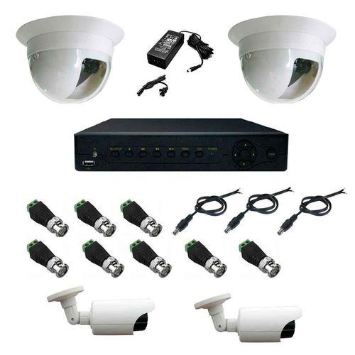 سیستم امنیتی نظارتی دوربین مداربسته مدل 4001A