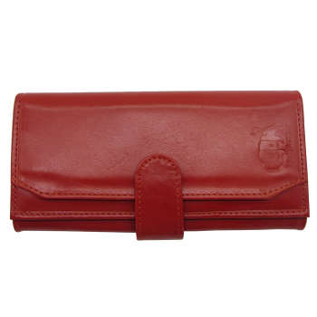 کیف پول زنانه بایسن چرم مدل BN229