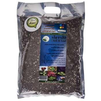 خاک و برگ گلباران سبز بسته 1 کیلوگرمی