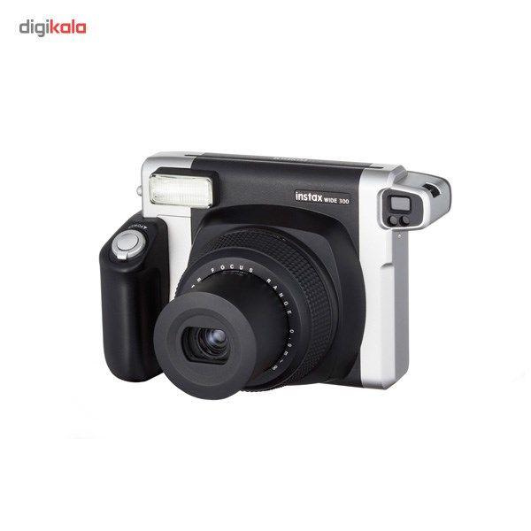 دوربین عکاسی چاپ سریع فوجی فیلم مدل Instax wide 300 main 1 1