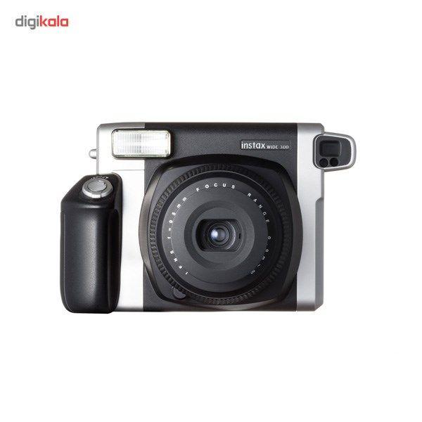 دوربین عکاسی چاپ سریع فوجی فیلم مدل Instax wide 300 main 1 2