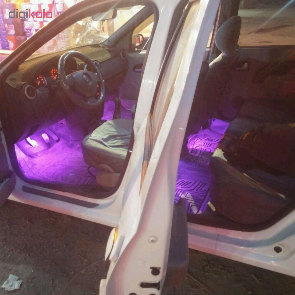 چراغ زیر پایی خودرو مدل RGB main 1 4