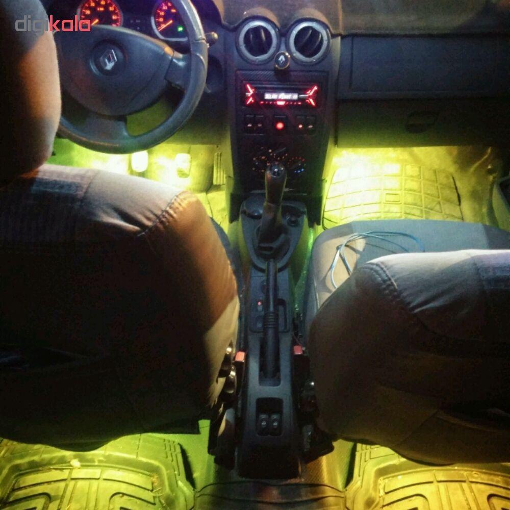 چراغ زیر پایی خودرو مدل RGB main 1 5