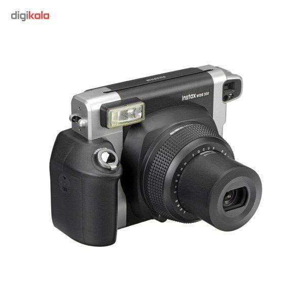 دوربین عکاسی چاپ سریع فوجی فیلم مدل Instax wide 300 main 1 3