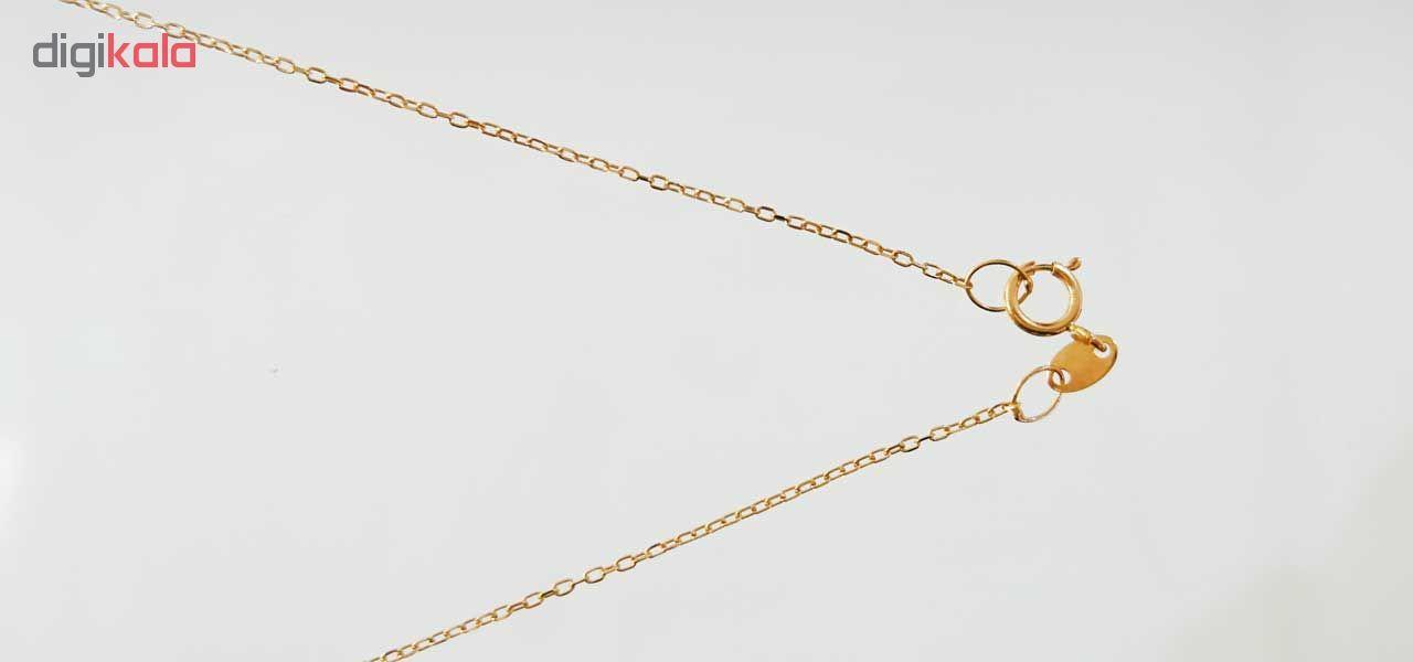 زنجیر طلا 18 عیار کانیار گالری مدل SH14  main 1 1