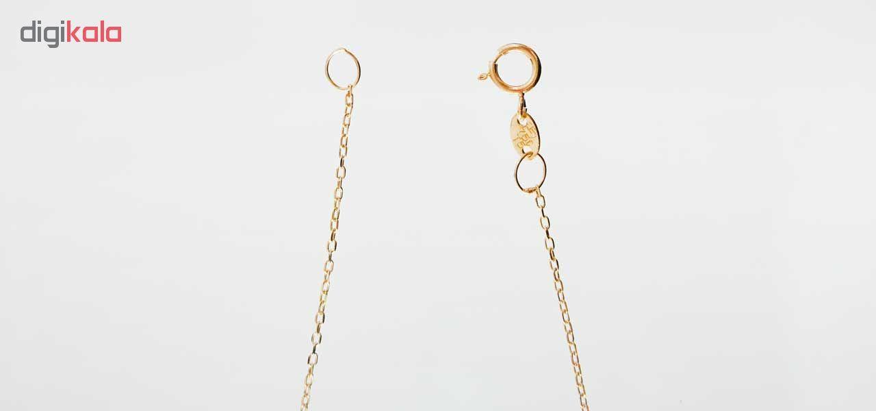 زنجیر طلا 18 عیار کانیار گالری مدل SH14  main 1 2