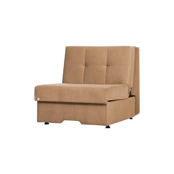 کاناپه مبل تختخواب شو ( تختخوابشو ) یک نفره  آرا سوفا مدل V10Bu29