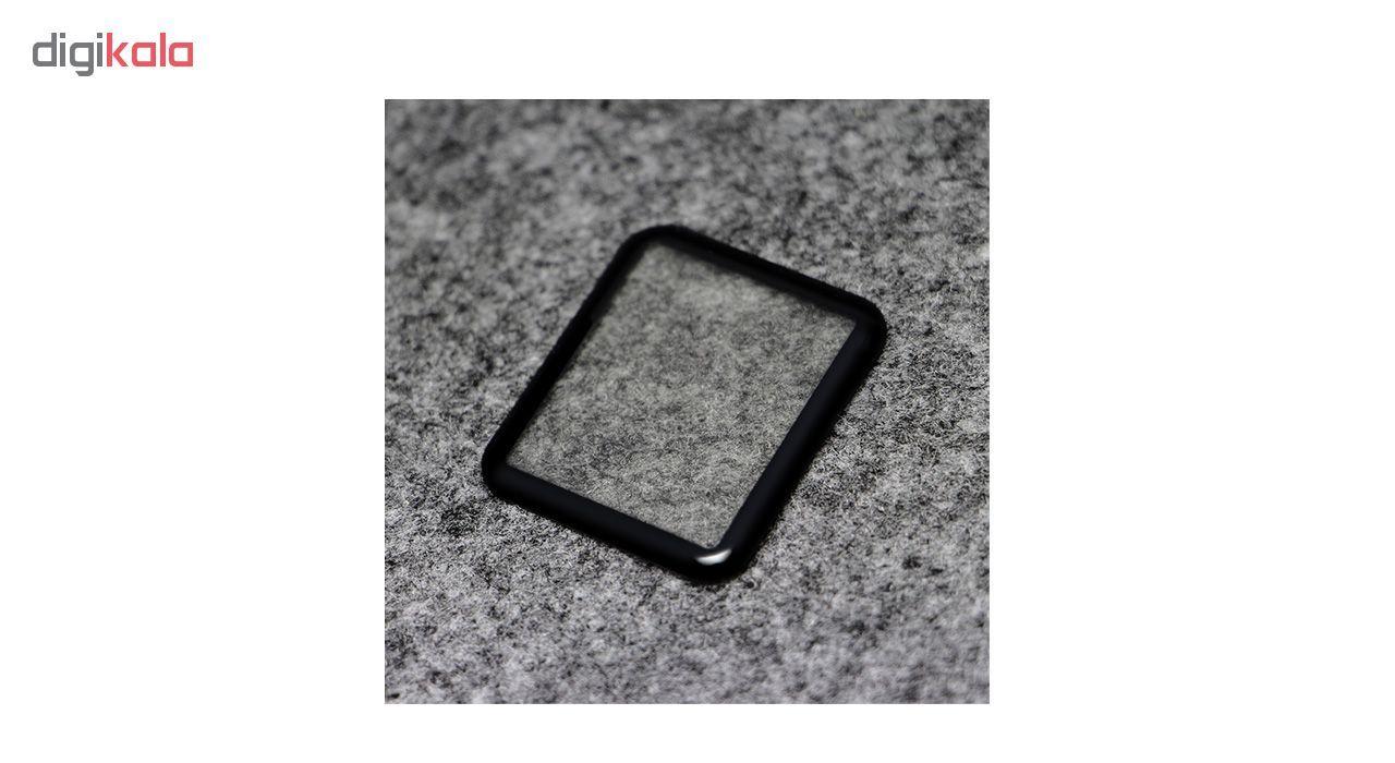 محافظ صفحه نمایش مدل Tempered 3D مناسب برای اپل واچ 42 میلی متری main 1 4