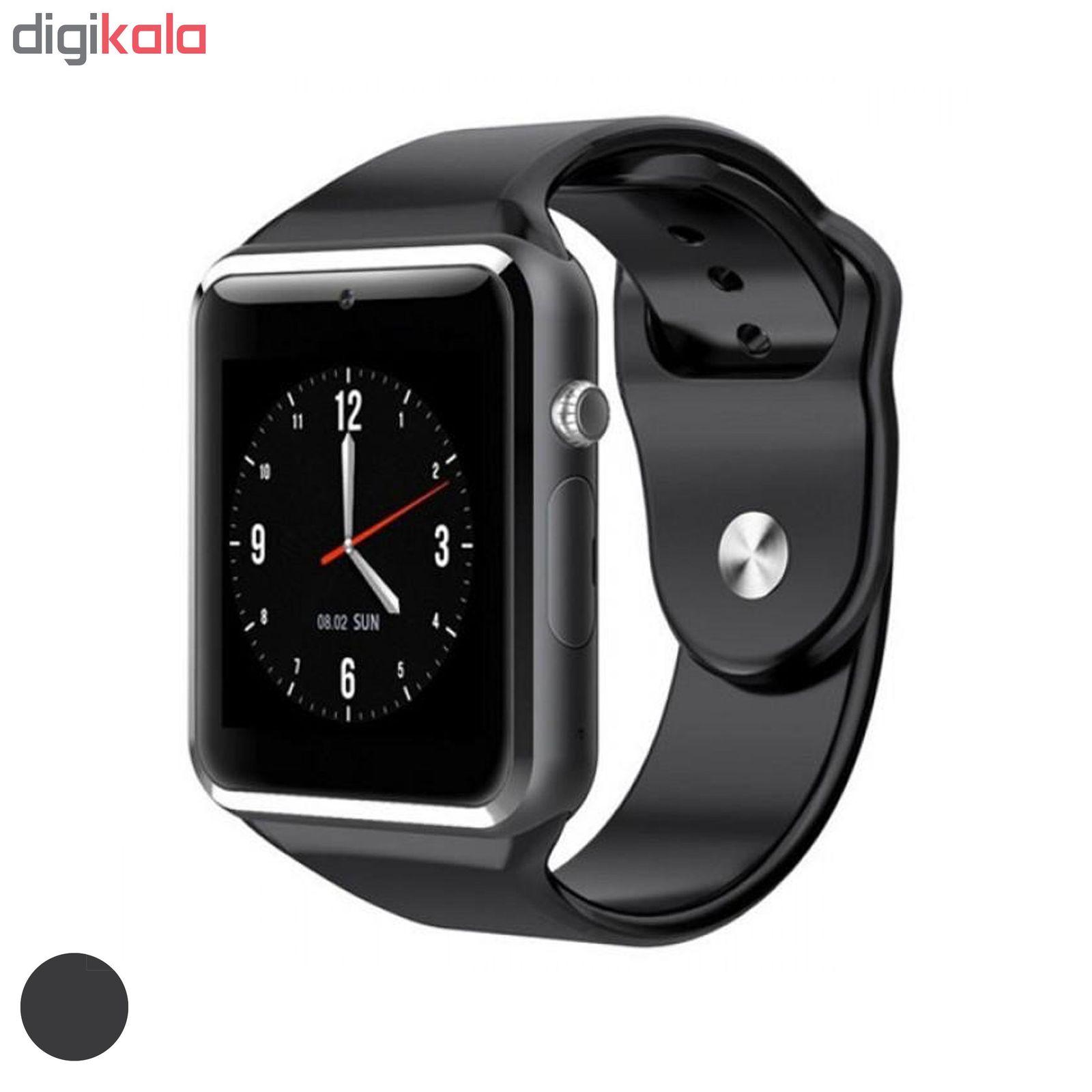ساعت هوشمند مدل A1 به همراه هندزفری بی سیم I7S-TWS main 1 3