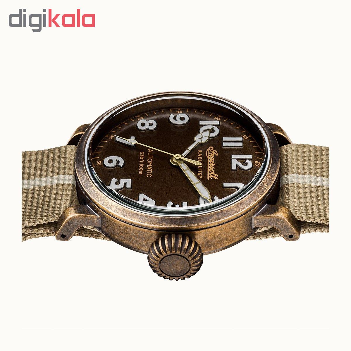 ساعت مچی عقربه ای مردانه اینگرسل مدل I04802