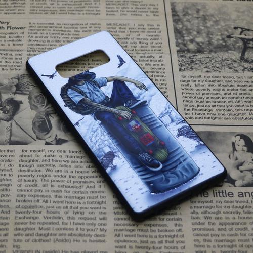 کاور طرح اسکیت مدل T-01 مناسب برای گوشی موبایل سامسونگ Galaxy Note 8