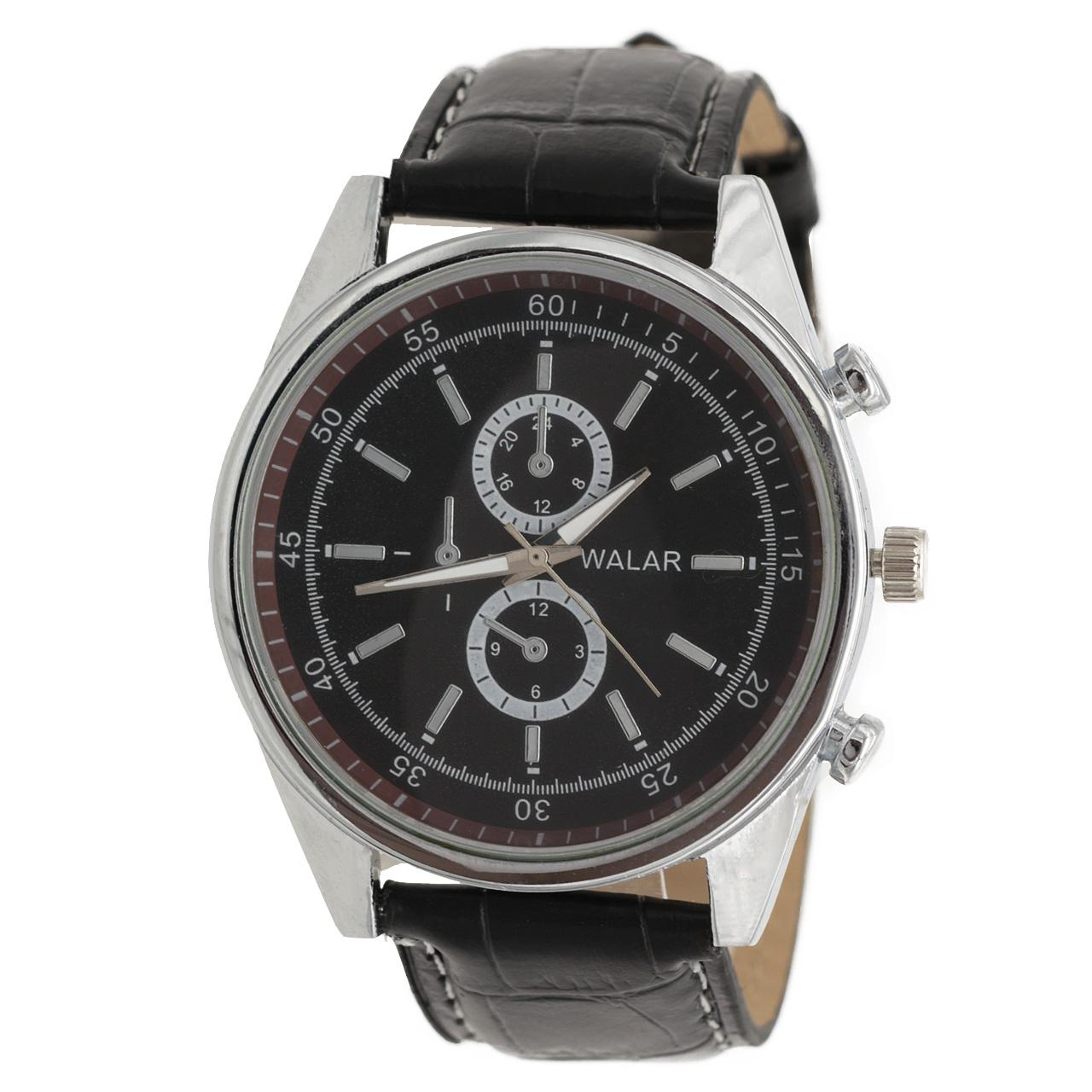 خرید ساعت مچی عقربه ای مردانه والار مدل F1667